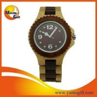Quality Men wooden watch wholesale