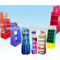 Quality Display stands Supermarket card displays wholesale