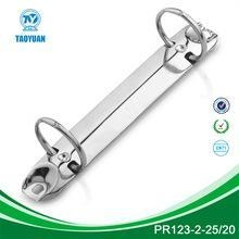 Cheap Ring Mechanism Made in China metal clip/metal round clip/ metal 2 ring clip for sale