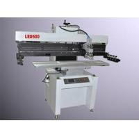 Quality Pick and Place Semi Automatic Stencil Printer LED500 wholesale