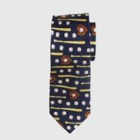 Quality First Communion Clothing Boys Play Ball Baseball Ties from Alynn Neckwear (7-14) wholesale