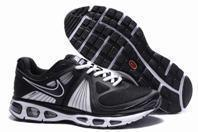 Quality Mens Nike Air Max Tailwind + 2010 Flywire Mesh (black /white) wholesale