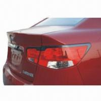 Quality Tail Lamp Rim for Forte 09-on, Made of ABS Material wholesale