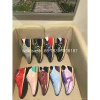 Quality Wholesale newest Sneaker High Quality Original Valentino genuine leather shoes wholesale