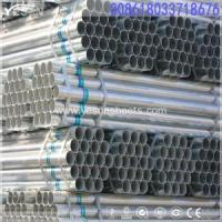 Quality galvanized steel pipes wholesale