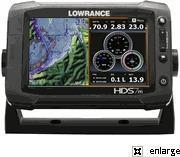Quality Lowrance HDS-7m Gen2 Touch Insight GPS Chartplotter wholesale