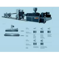 Quality Plastic sheet|board machine ABS sheet production line wholesale