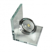 Quality Crystal Half Ball Bookend $4.35 to $4.95 wholesale