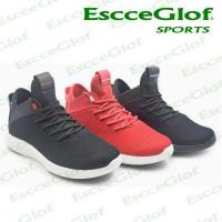 Quality MEN SNEAKER EscceGlof 18E12G020 Black Sneakers wholesale