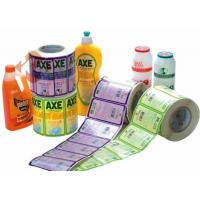 Custom Roll Printing Lables Roll Stickers Label Printing Paper Labels