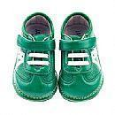 Quality MSA255Jack and Lily My Shoes Star Trainer Green wholesale